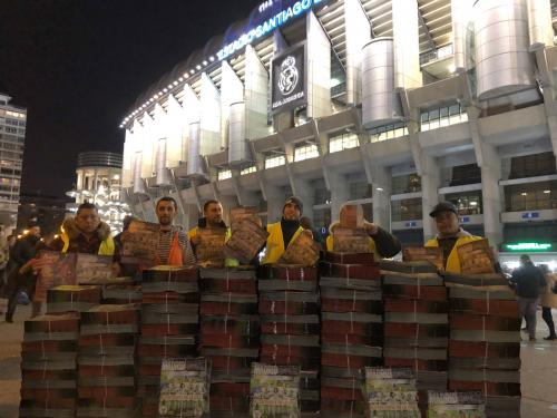 distribucion MADRID
